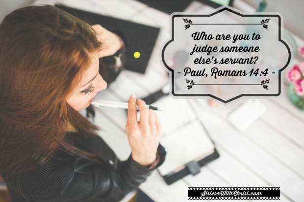 Romans 14-4