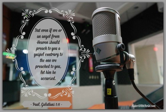 Galatians 1-8