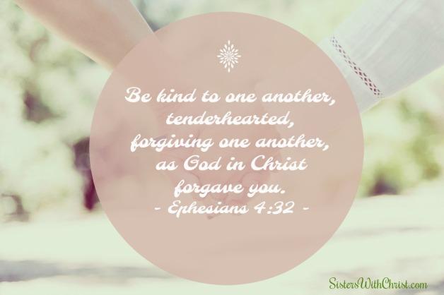 Ephesians 4v32